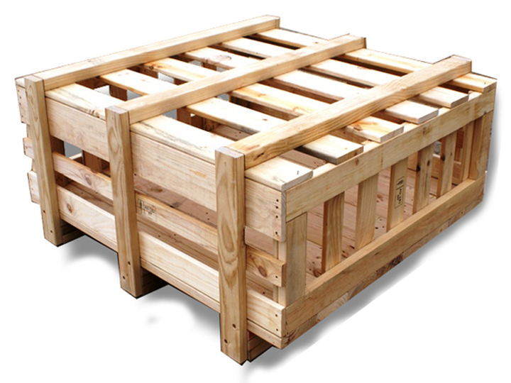Pine Crate